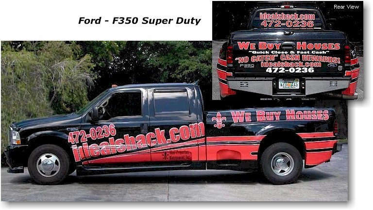 box truck vehicle wrap template .